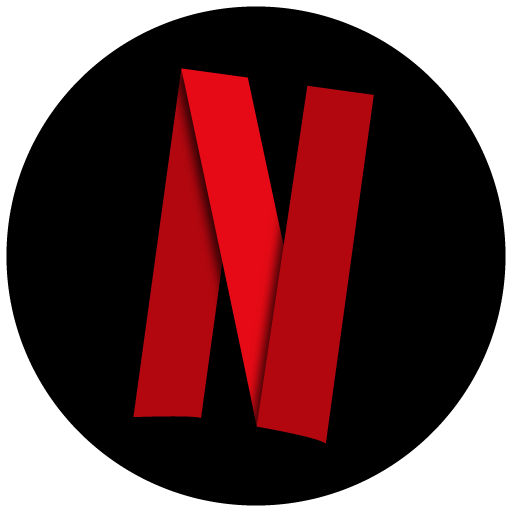 Netflix Icon Download 230176  Free Icons Library