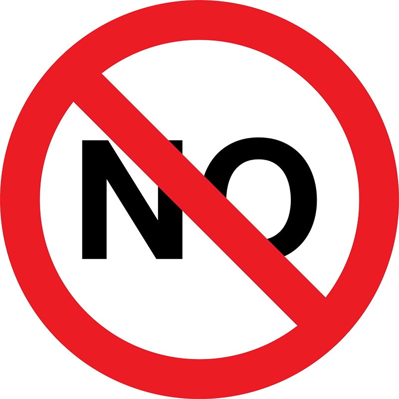 no image png  No Sls  Icon Red X Png  4697892  Vippng