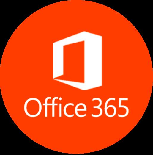Microsoft Office 365 1 Year for 5 PCs  BlackRock