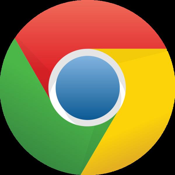 Google Chrome Logo 2011 PSD  Official PSDs