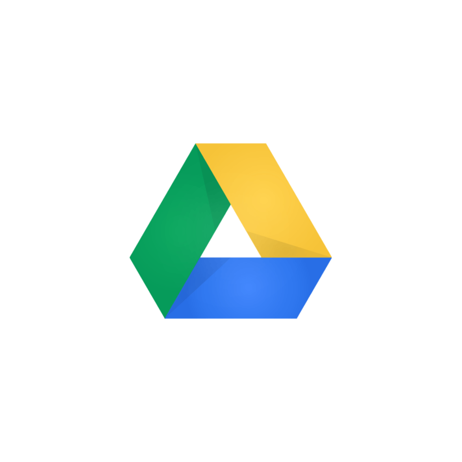 Download High Quality google drive logo official