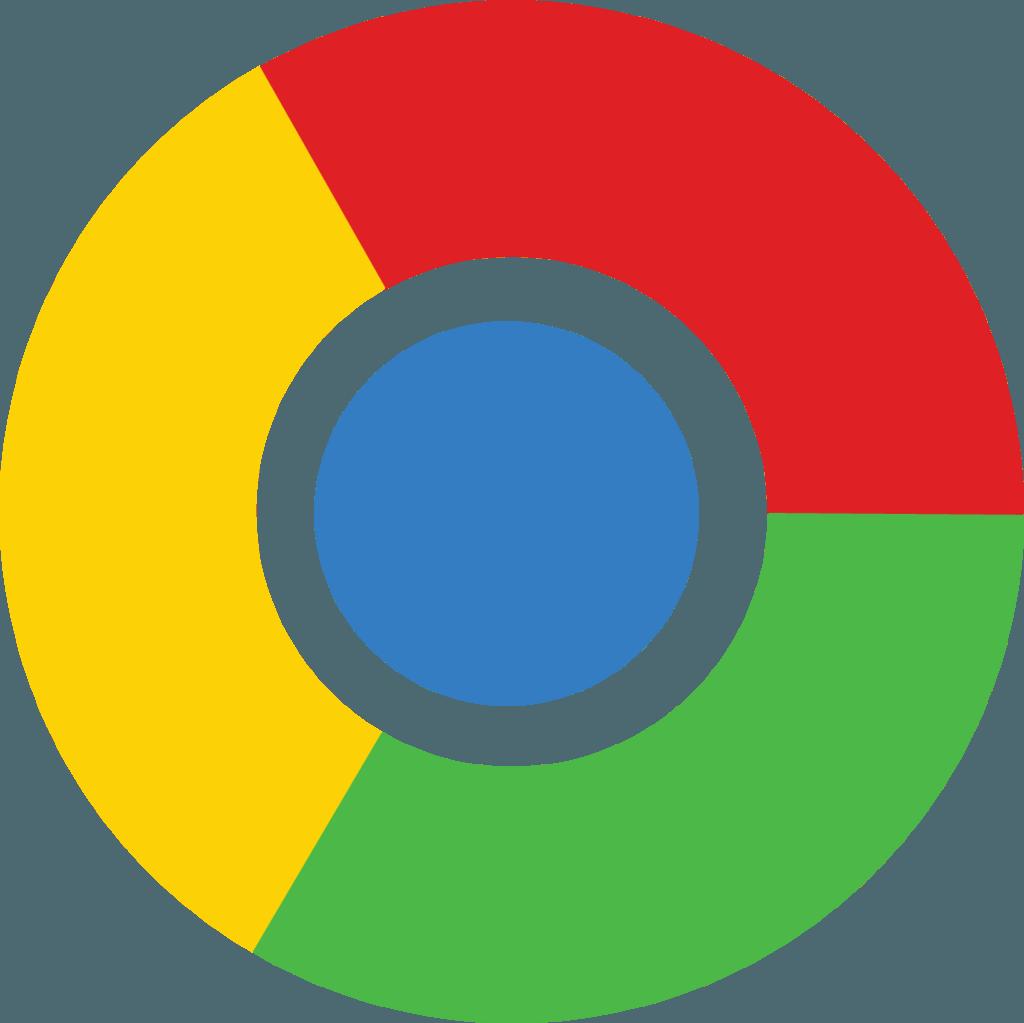 Official Google Chrome Logo  LogoDix