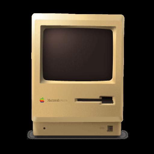 Old Mac Icon  DesignBust