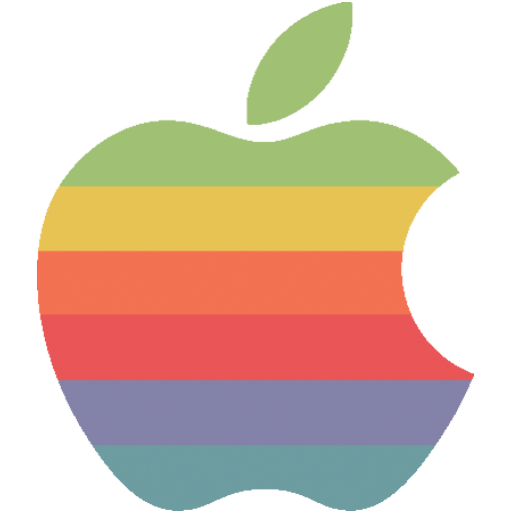 Finder Icon 512×512 png  Apple computer logo Computer