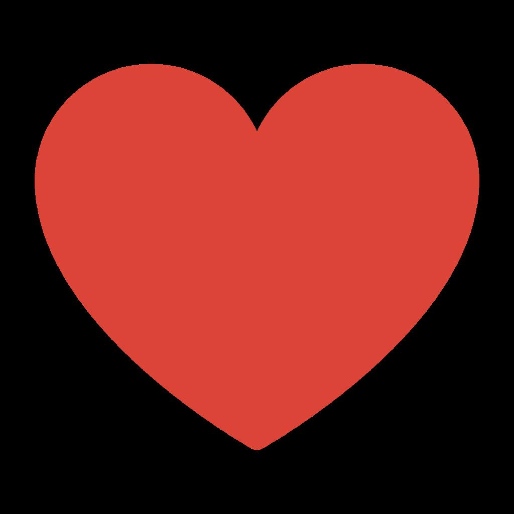 Heart Emoji Png  fondo de pantalla tumblr