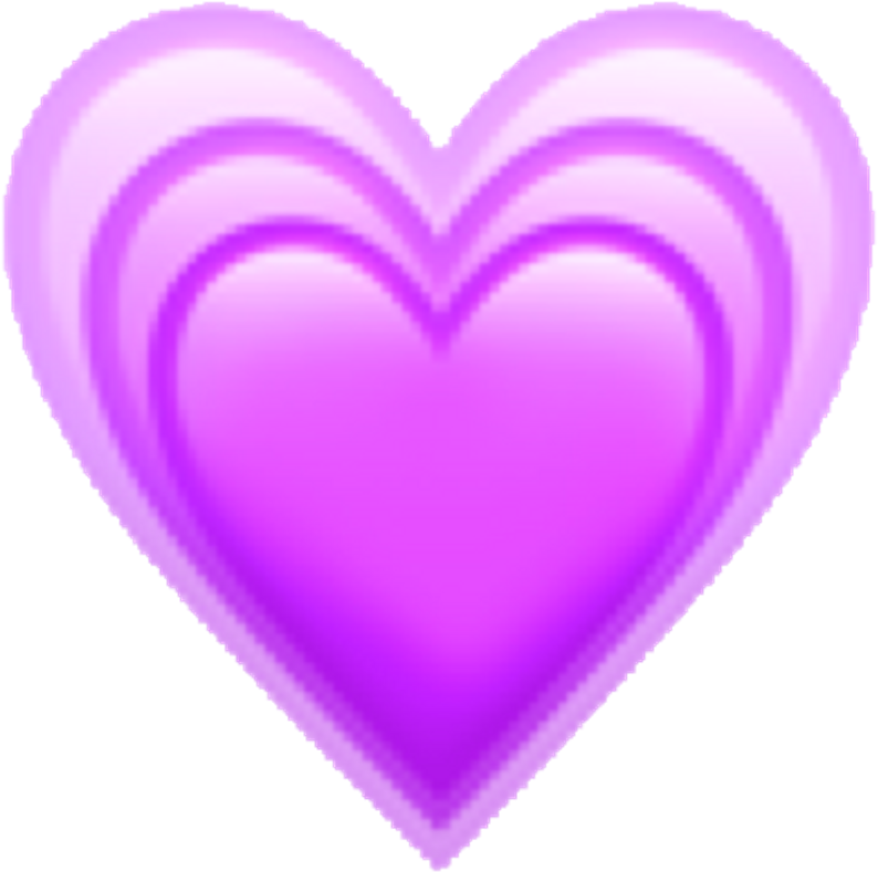 Kawaii Sticker  Aesthetic Emoji Heart Png Clipart  Full