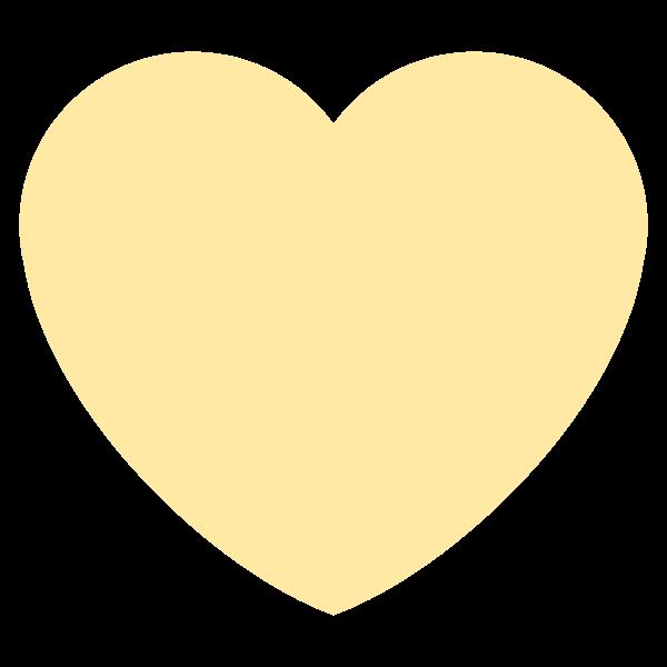 yellowpastelheart  Discord Emoji