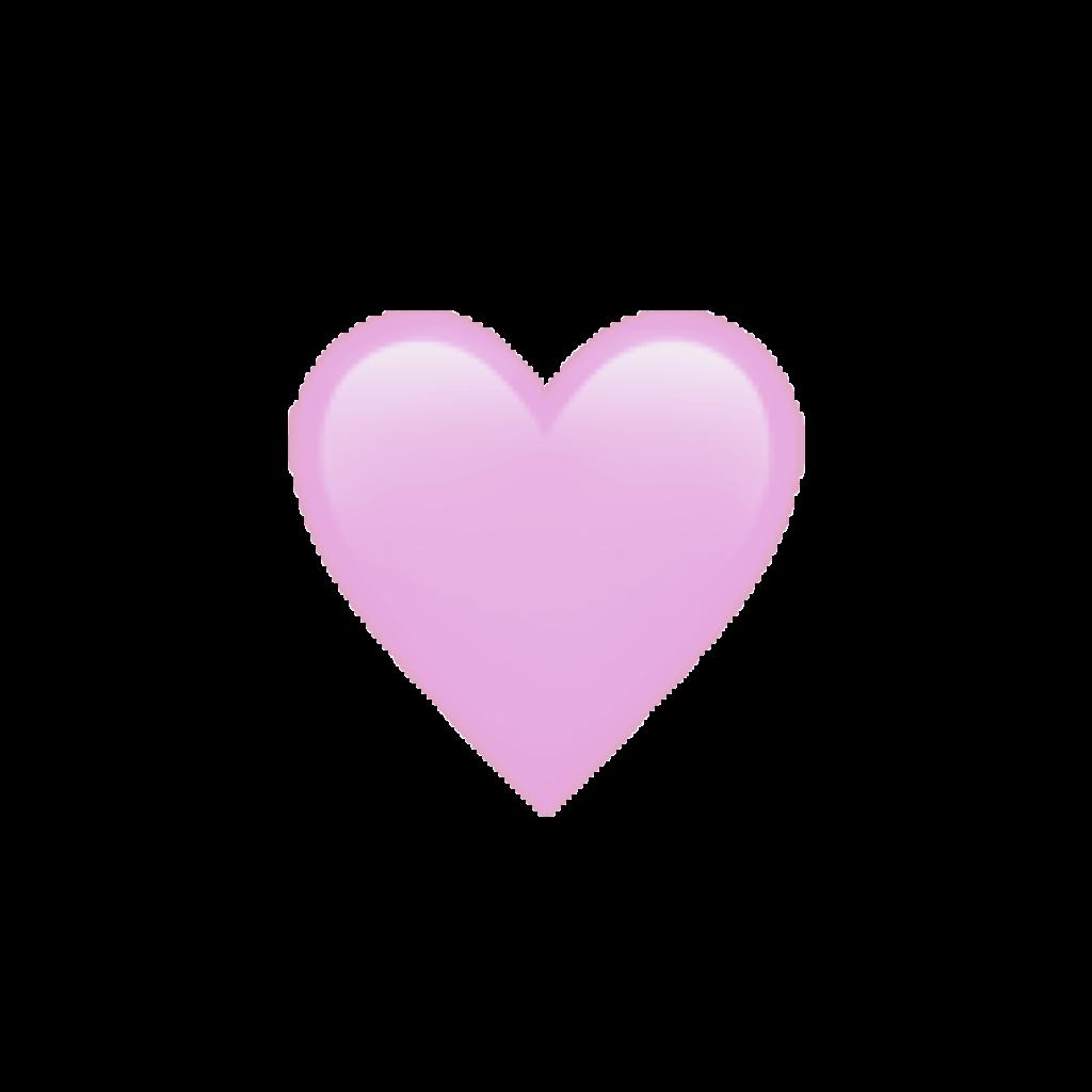heart aesthetic pastel kawaii emoji heartemoji heartemo