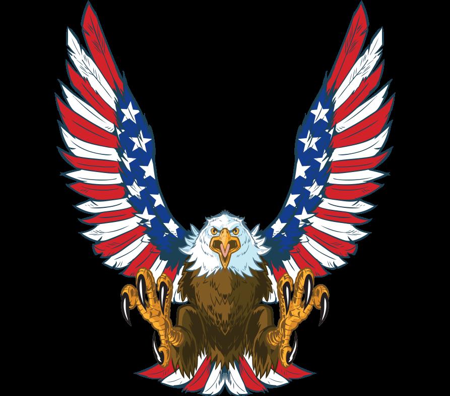 Bald Eagle United States Clip art  Tattoo eagle png