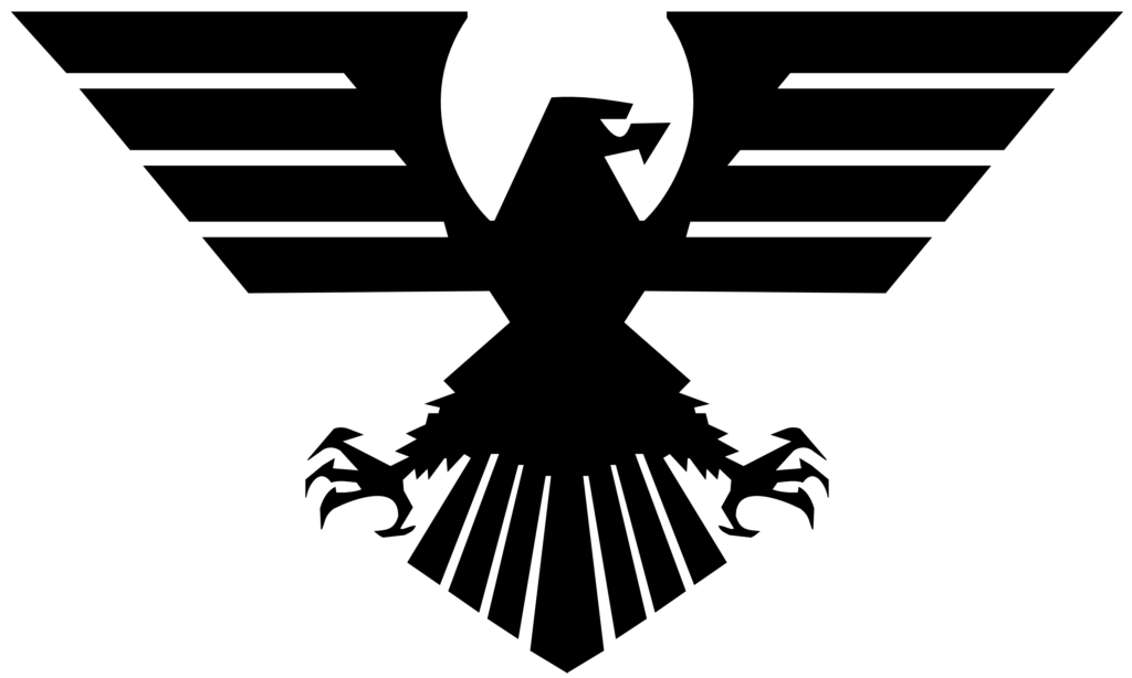 Free Eagle Logo Design Black And White Download Free Clip
