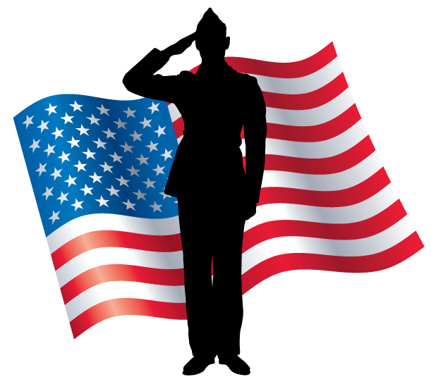 United States Soldier Salute Military  united states png