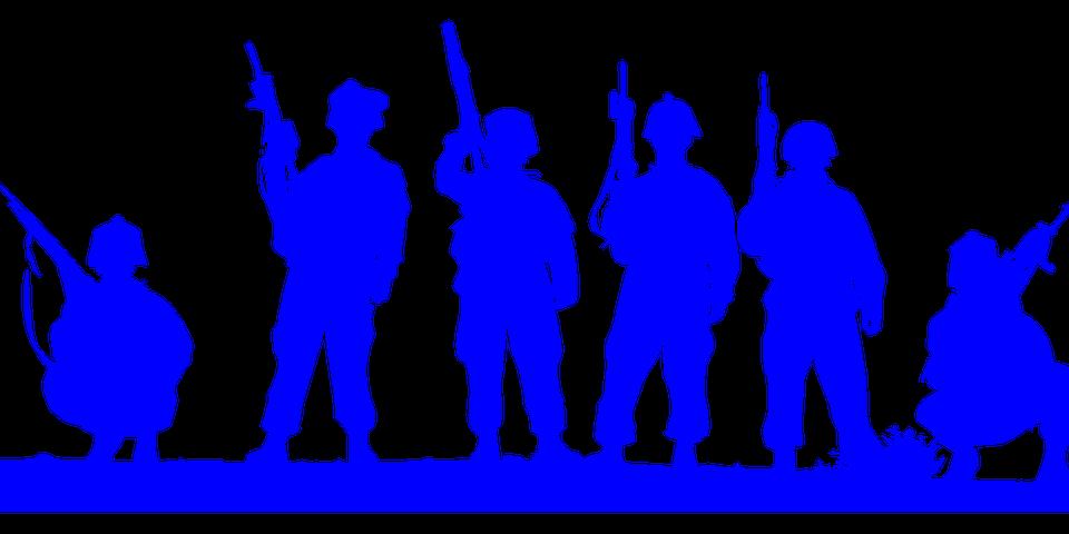 Free vector graphic Patriotic Patriotism Army  Free