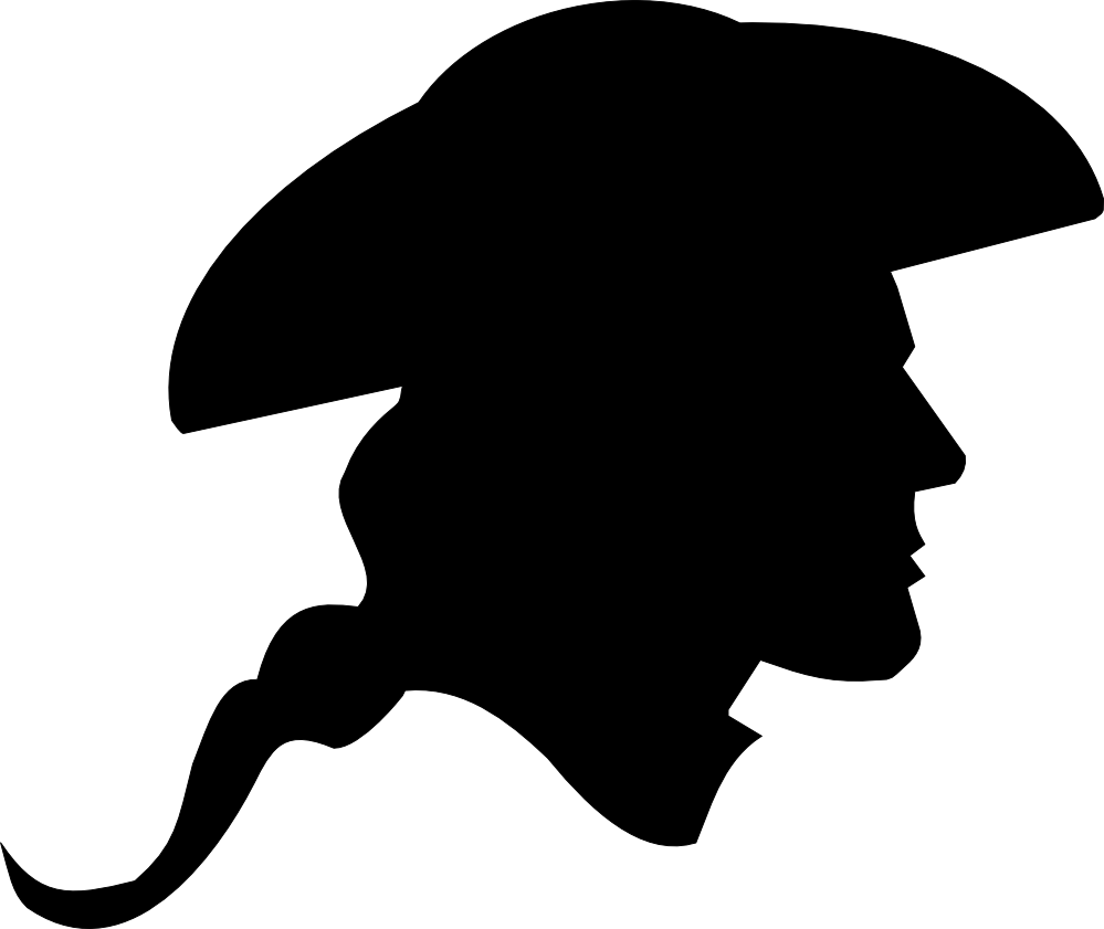US Revolutionary War Soldier Silhouette SVG  ClipArt Best