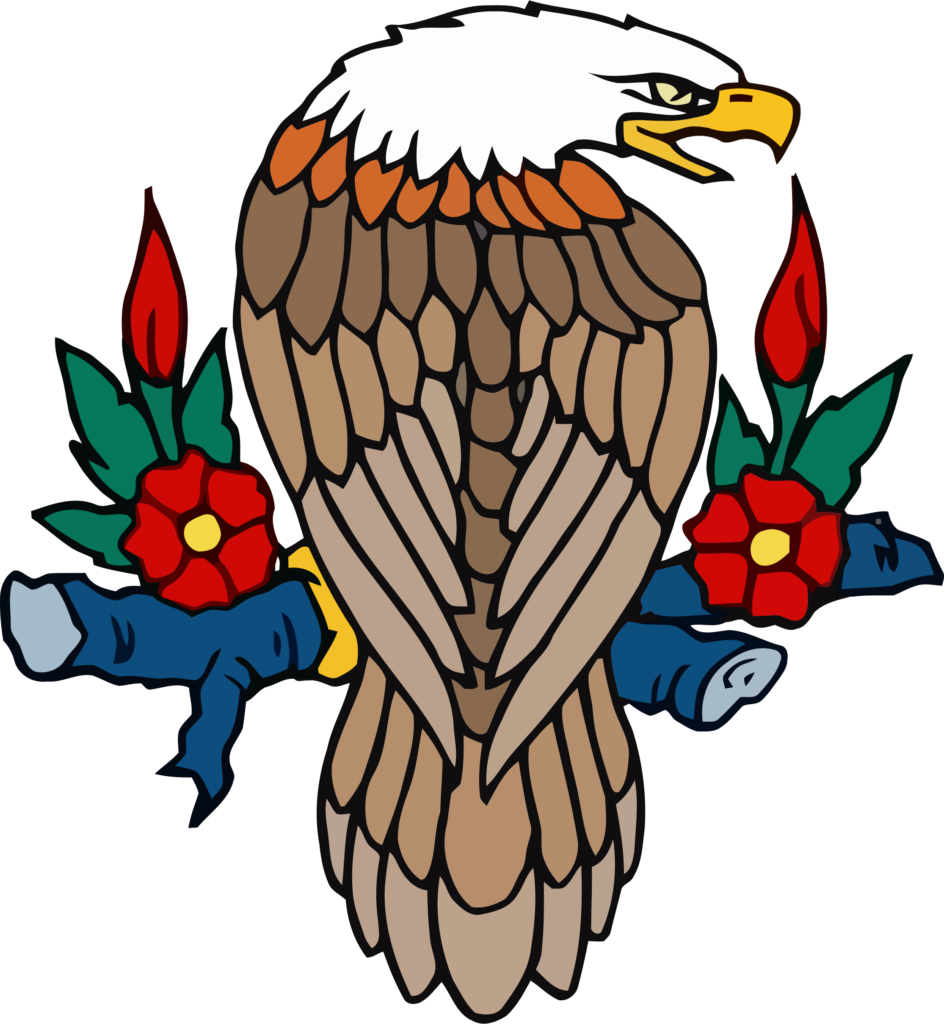 Eagle clipart perched Eagle perched Transparent FREE for