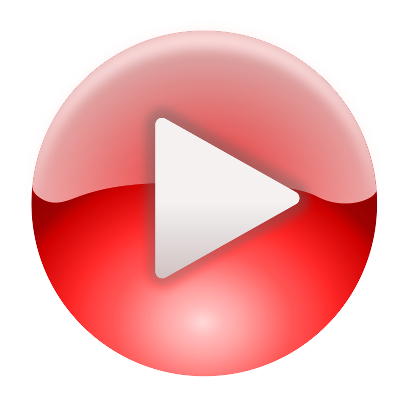 YouTube Play Button Computer Icons  pinkcirclebadge png