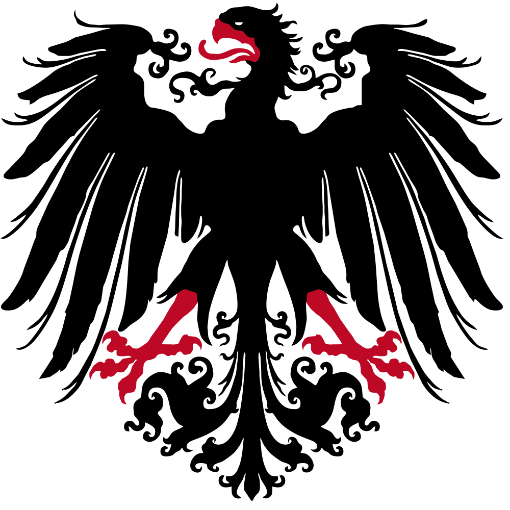 German Eagle Symbol  Eagle of the German Empire by Rarayn