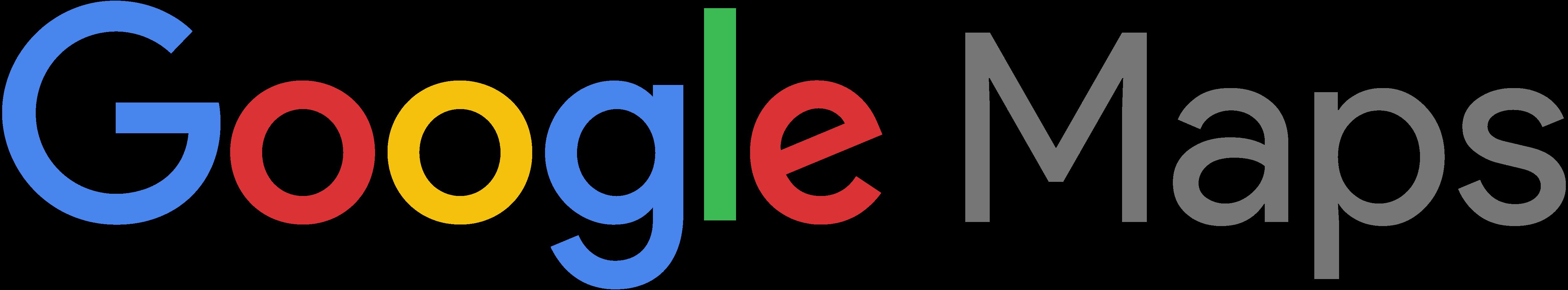 Google Maps – Logos Download - Printable Google Logo