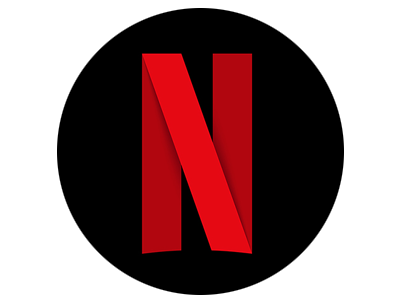 Symbol Netflix Logo Black And White - Rwanda 24 - Printable Netflix Logo