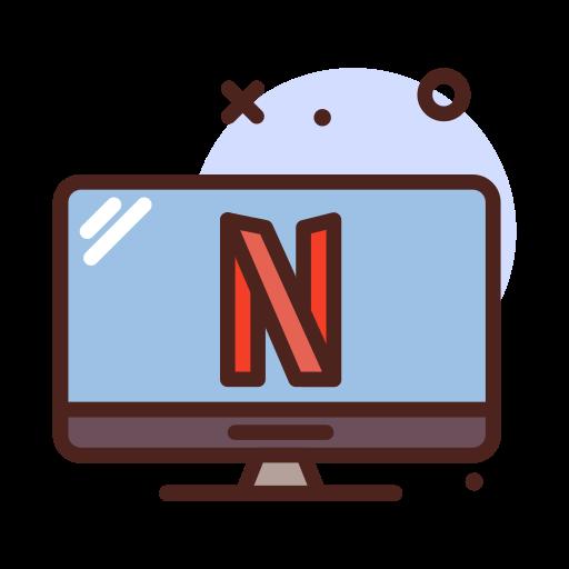 Netflix free vector icons designed by Darius Dan in 2020