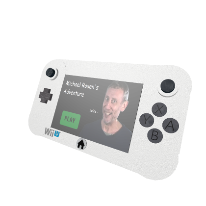 Wii U Gamepad Roblox  Buxgg Official Site