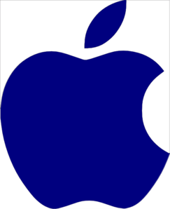 Blue Apple Clipart  Clipart Panda  Free Clipart Images