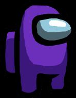 amonguspurple  Discord Emoji