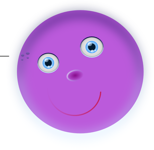 Purple Smiley Face  Related Pictures purple smiley face