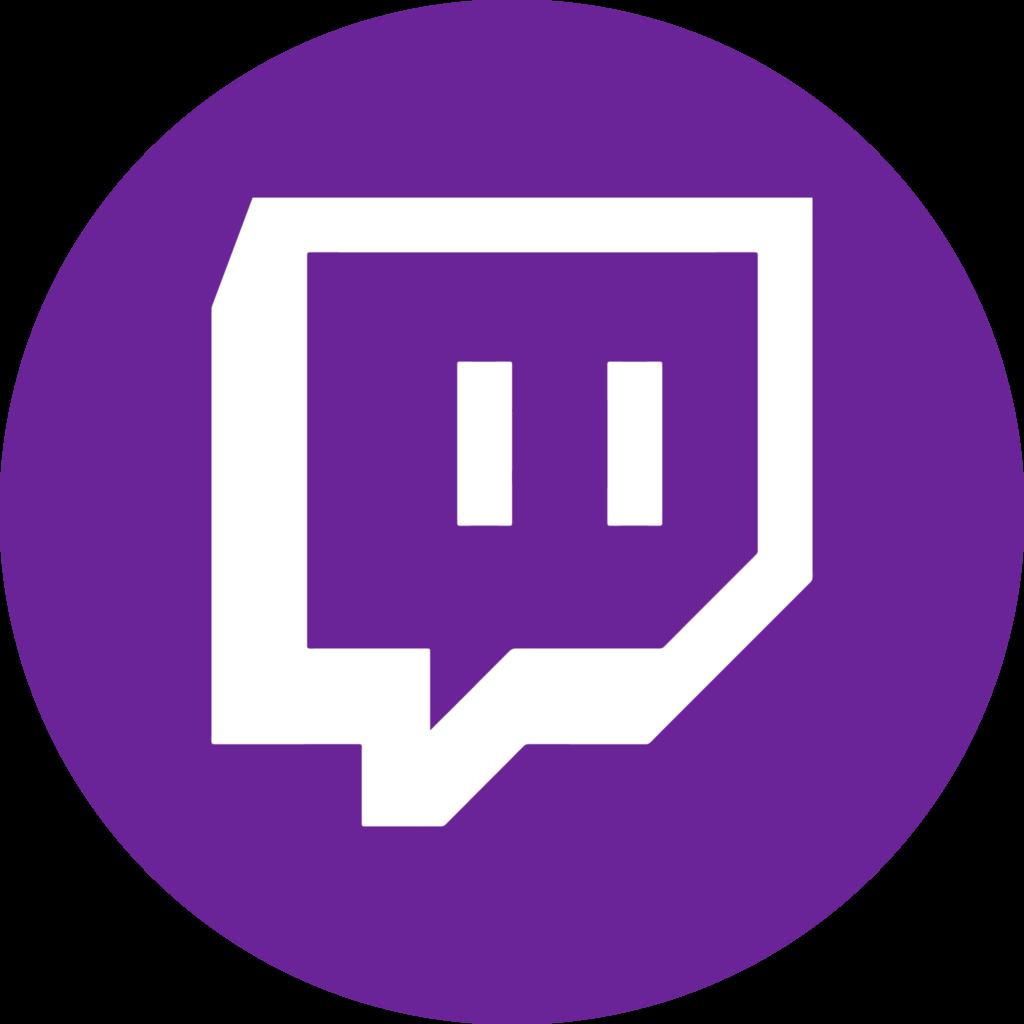 Purple twitch logo png 1873  Free Transparent PNG Logos