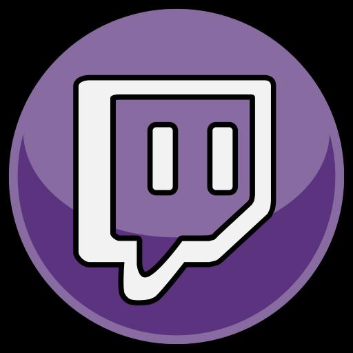 Twitch Logo Resolution - Unlimited Clipart Design - Purple Twitch Logo