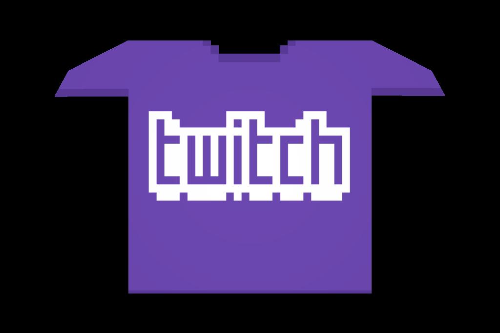 Twitch TShirt  Unturned Bunker Wiki  Fandom powered by