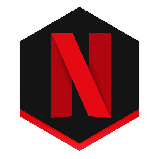 Netflix Icon Transparent 216942  Free Icons Library