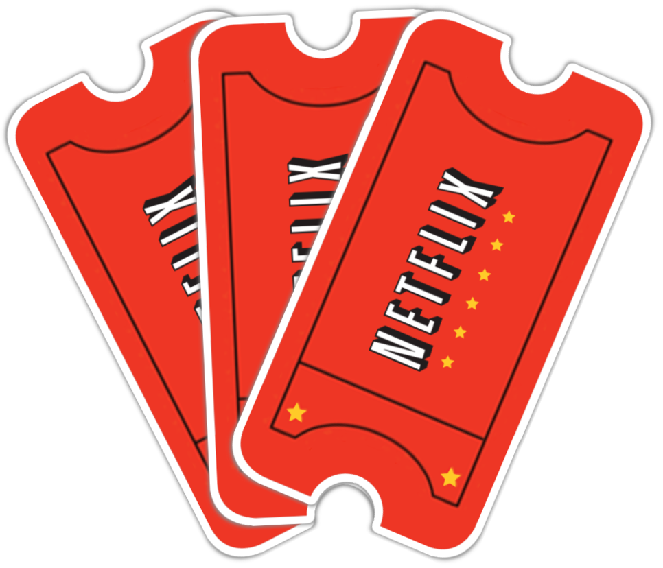 Netflix Icon Transparent 216927  Free Icons Library
