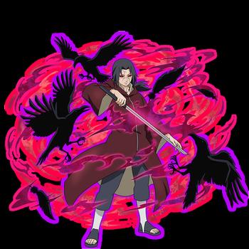 Itachi Anbu by AiKawaiiChan on DeviantArt em 2020  Anime