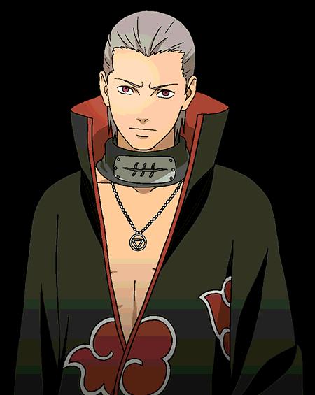 Hidan render Naruto Mobile by maxiuchiha22 on DeviantArt