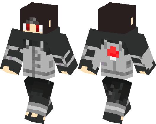 anbu itachi  Minecraft Skin  Minecraft Hub