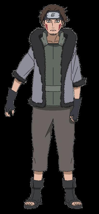 Naruto The Last Kiba Inuzuka Skin Remastered Realistic
