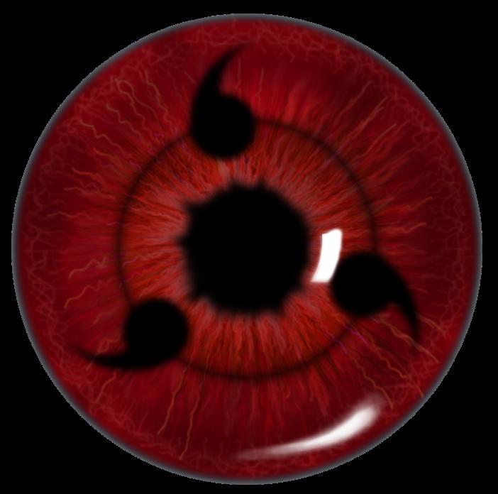 Download Sharingan Itachi Rinnegan Eye Uchiha PNG Image