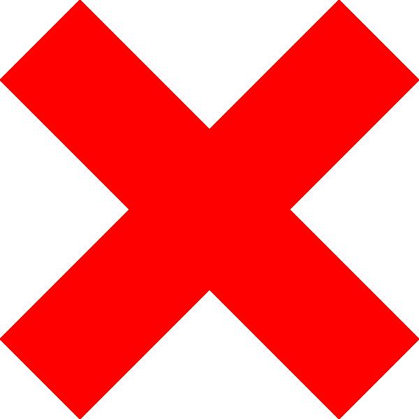 Red Cross Clip Art at Clkercom  vector clip art online