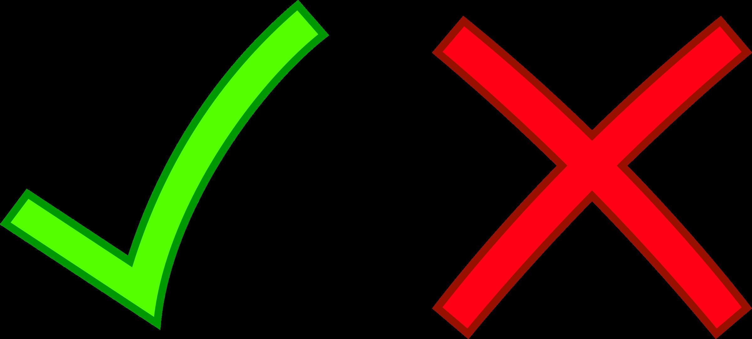 Cross Mark Icon