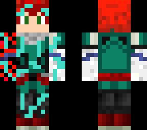 Deku My Hero Academia  Minecraft Skins
