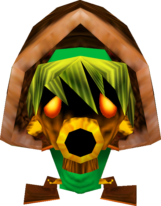 Image  Deku Scrub Shieldpng  Zeldapedia  Fandom