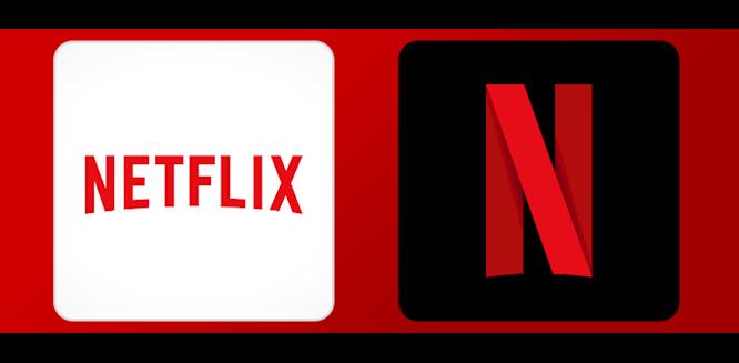 Netflix Logo Design The Sequel Skeuomorphism No thats
