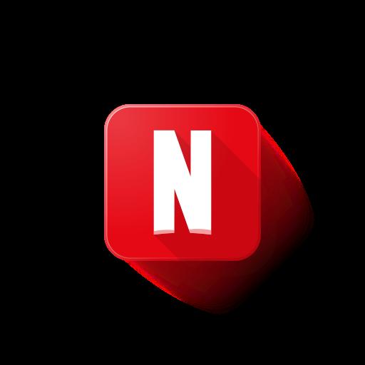 Logo Netflix icon