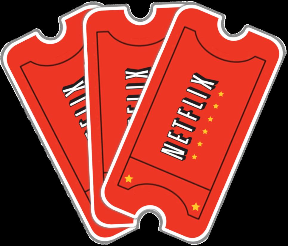 Download Nasdaqnflx Icons Netflix Computer Line Red HQ PNG