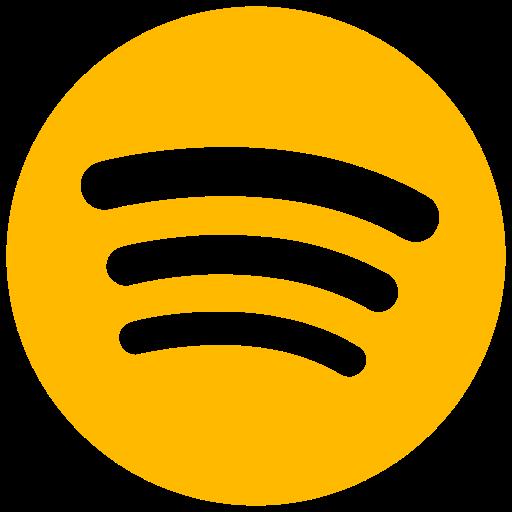 Spotify icon music Audio audio streaming icon