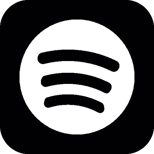 Spotify logo  Icono Gratis
