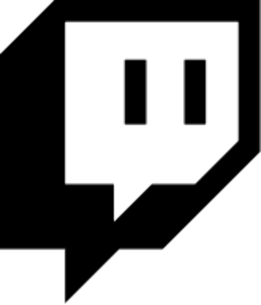 Download High Quality twitch logo png square Transparent