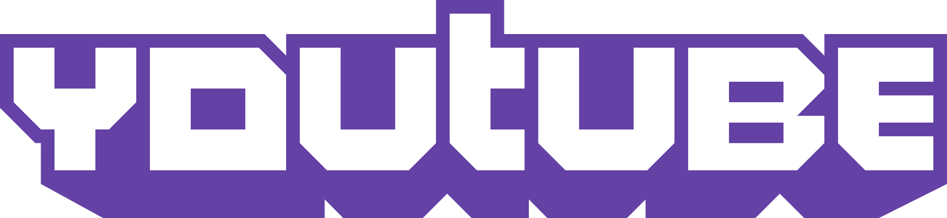 YouTwitch Logo (Vector) by KAYOver on DeviantArt - Red Twitch Logo