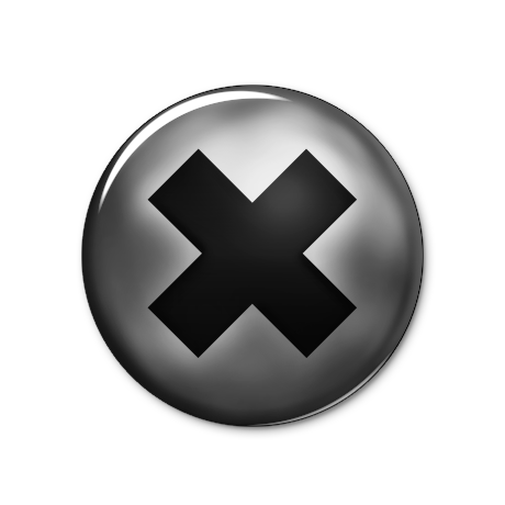 13 X Button Iconpng Images  Red X Button Icon Close