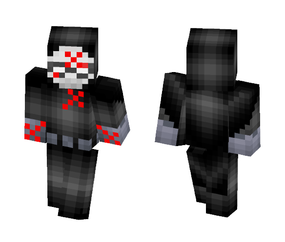 Download Red X Minecraft Skin for Free SuperMinecraftSkins